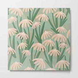 Floral bush  Metal Print