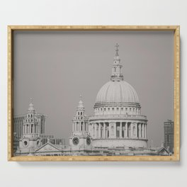 St. Pauls Cathedral London Serving Tray