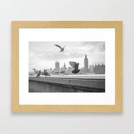 London - United Kingdom Framed Art Print