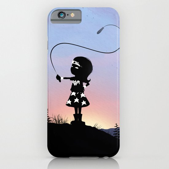 Wonder Kid iPhone & iPod Case
