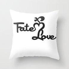 Fate Love Throw Pillow