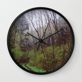 Lincoln City, OR - 1 Wall Clock