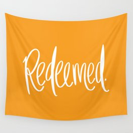Redeemed Wall Tapestry