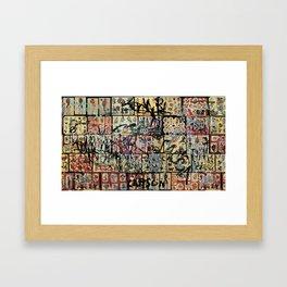 Dan Pyne Framed Art Print