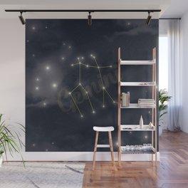 Gemini Constellation - Zodiac Wall Mural