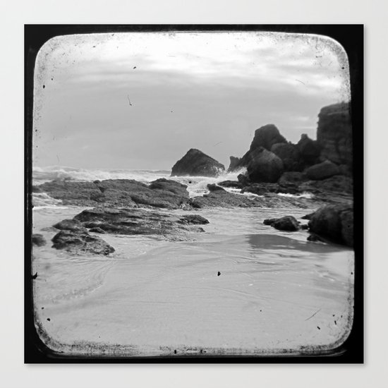 Strange Planet - Through The Viewfinder (TTV) Canvas Print