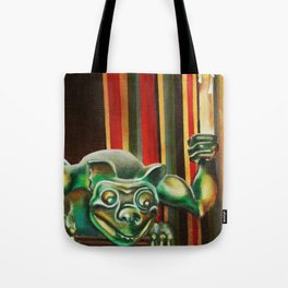 "Disneyland Haunted Mansion inspired ""Wall-To-Wall Creeps No.2"" Tote Bag"