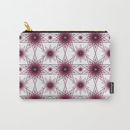Double Pentagrams Carry-All Pouch
