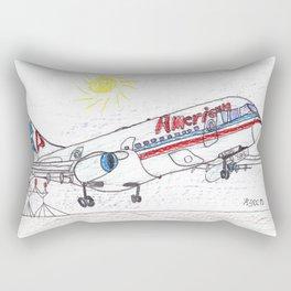 Sunny Landing Rectangular Pillow