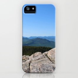 Mount Chocorua iPhone Case