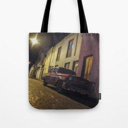 Havana Streets Tote Bag