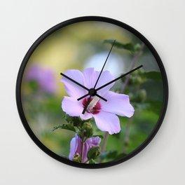 Au Naturale Wall Clock