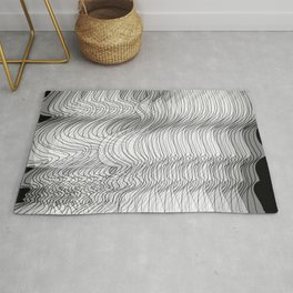 Multiplied Parallel Lines No.: 02. Rug