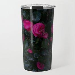 Jeju Flowers Travel Mug