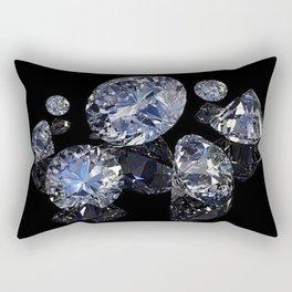 SHINE BRIGHT DIAMOND Rectangular Pillow