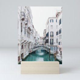 The Floating City - Venice Italy Architecture Photography Mini Art Print