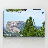 rushmore iPad Cases featuring Mt. Rushmore by Irislynn
