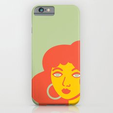 Polly Primrose Slim Case iPhone 6s