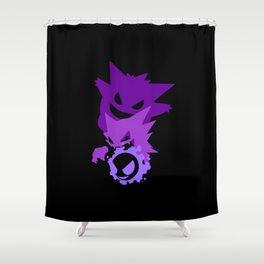 Ghost Evolution Shower Curtain