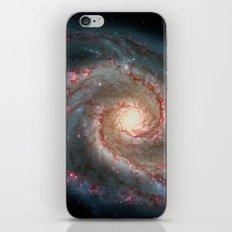 Space 06 iPhone & iPod Skin