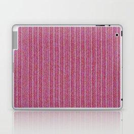 Pink Roses in Anzures 1 Knit 2 Laptop & iPad Skin