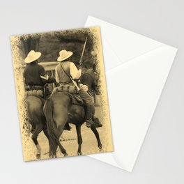 THE BUFFALO SOLDIERS Stationery Cards