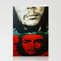 che Stationery Cards featuring Che by Camilla Myrrha