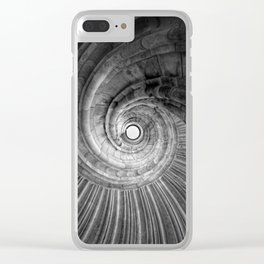 Stairway Clear iPhone Case