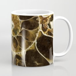 Detailed Fossil Coffee Mug