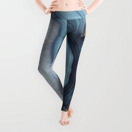 Light Blue Agate Leggings