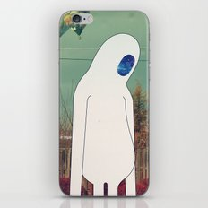 2_tizi iPhone & iPod Skin