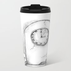 Time Metal Travel Mug