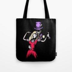 Mad Love in Wonderland  Tote Bag