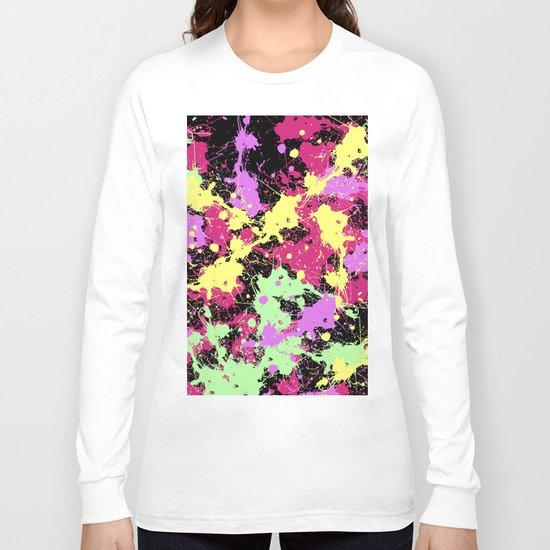 Abstract 19 Long Sleeve T-shirt