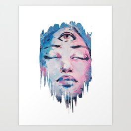 Wake Me Up Art Print