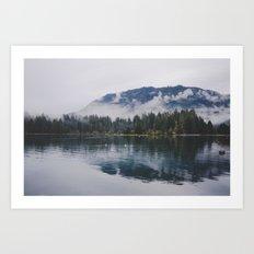 West Coast, Best Coast Art Print