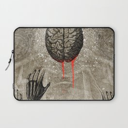 Brains Laptop Sleeve