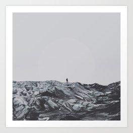 Do you go up Art Print