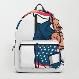 Joe Biden 2020 Best Gift Backpack