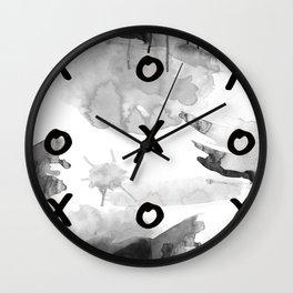 XOXO Wall Clock