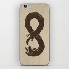 The Infinite Chase iPhone & iPod Skin