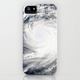 Gulf Coast Hurricane iPhone Case