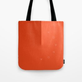'Now Now' Tote Bag