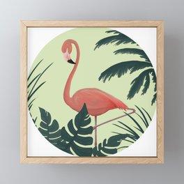 Poised Framed Mini Art Print