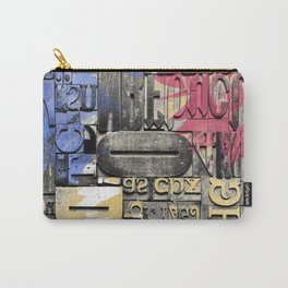 The forgotten Word Carry-All Pouch