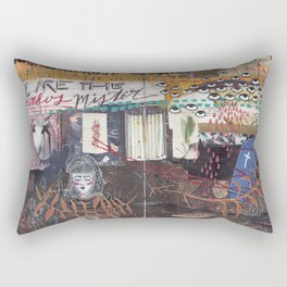 WEIRDOS Rectangular Pillow
