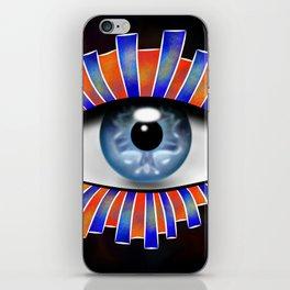 Globellium V1 - an eye on you iPhone Skin