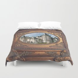 saumur chateau Duvet Cover