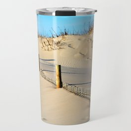 Dunes of Assateague Travel Mug