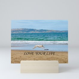 Love Life Mini Art Print